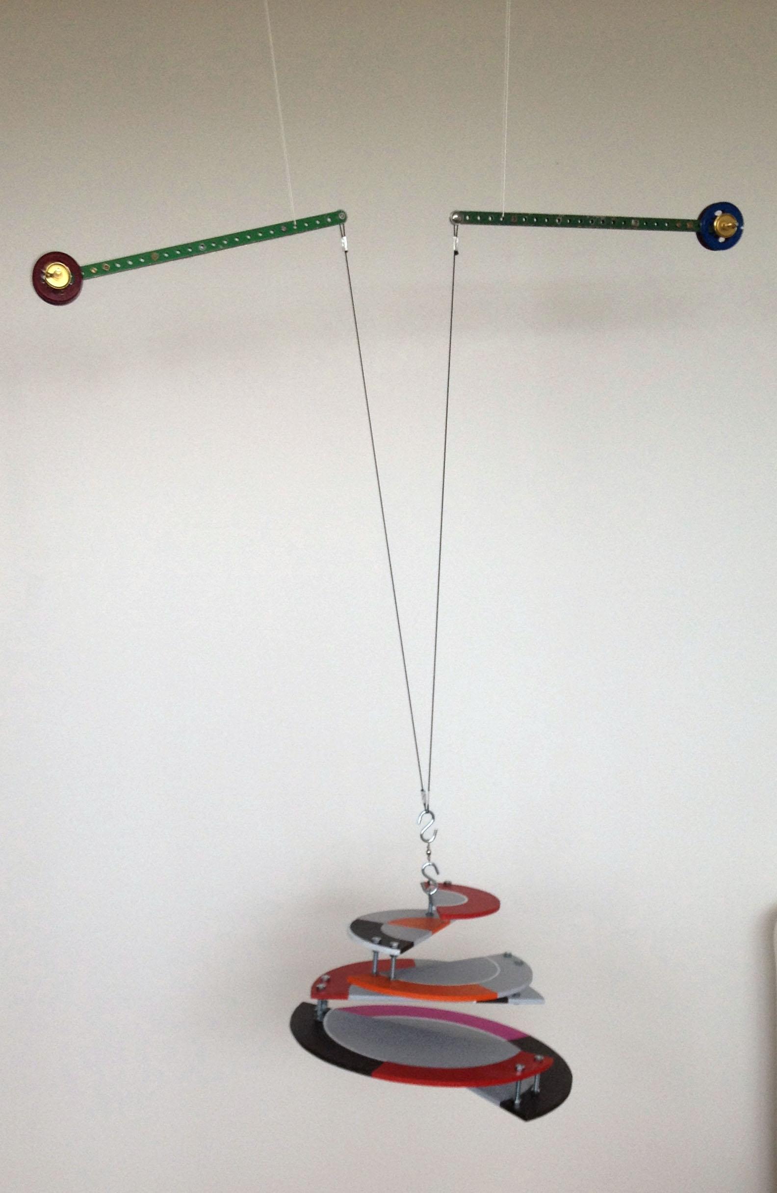 """2014 Mobil """"Konstruktivistisk gungning"""""""