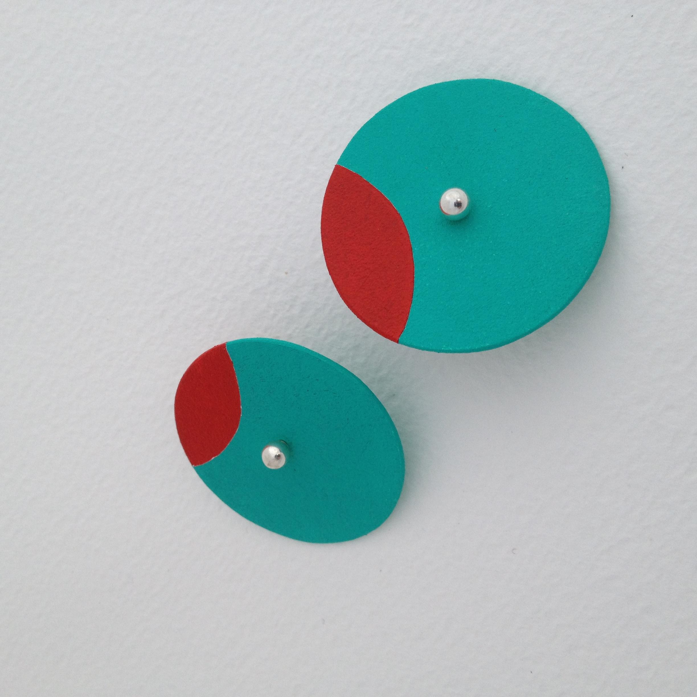 2015 KRAFTTAG örhängen,   33 mm