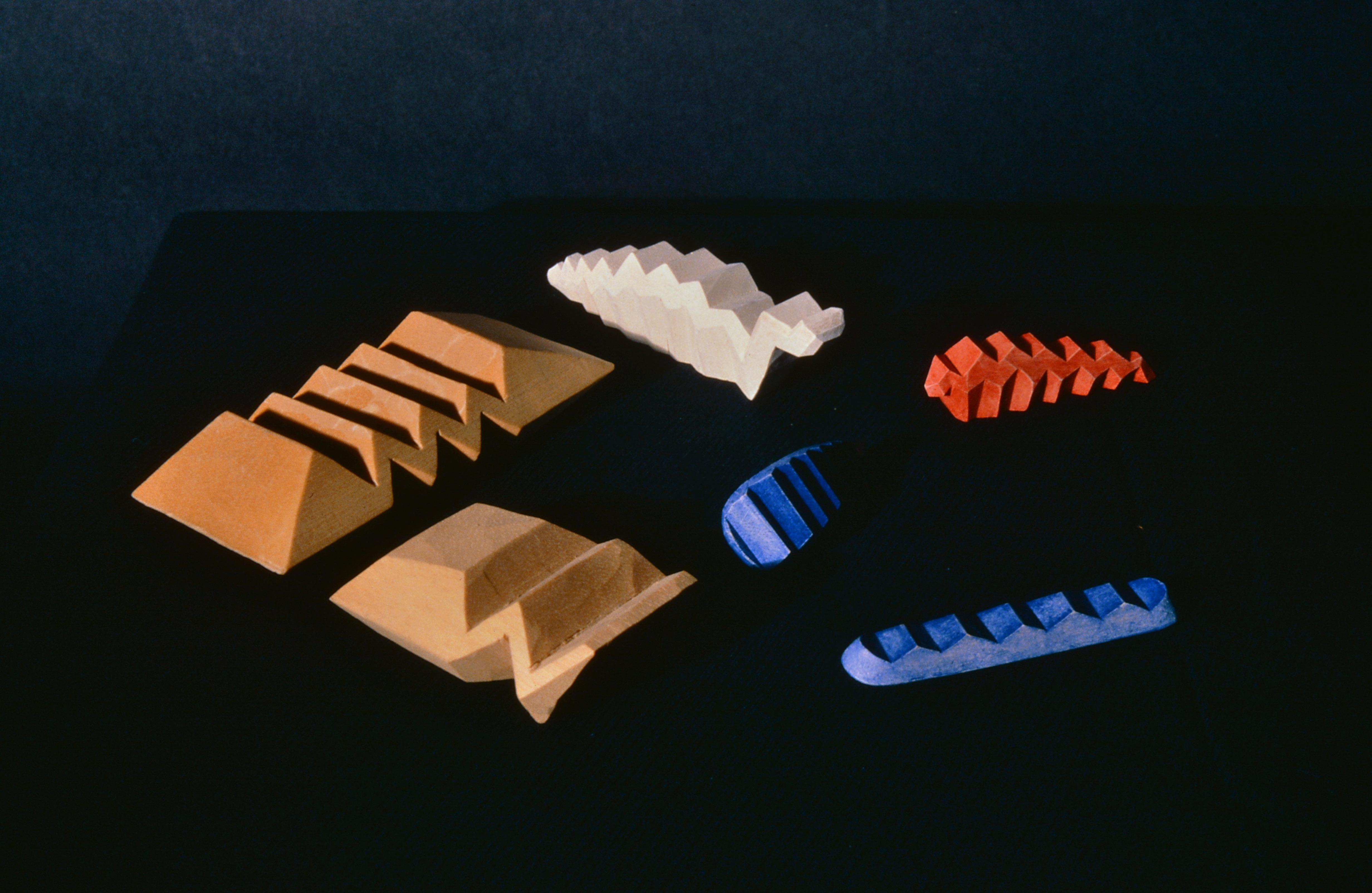 1993 Formskisser