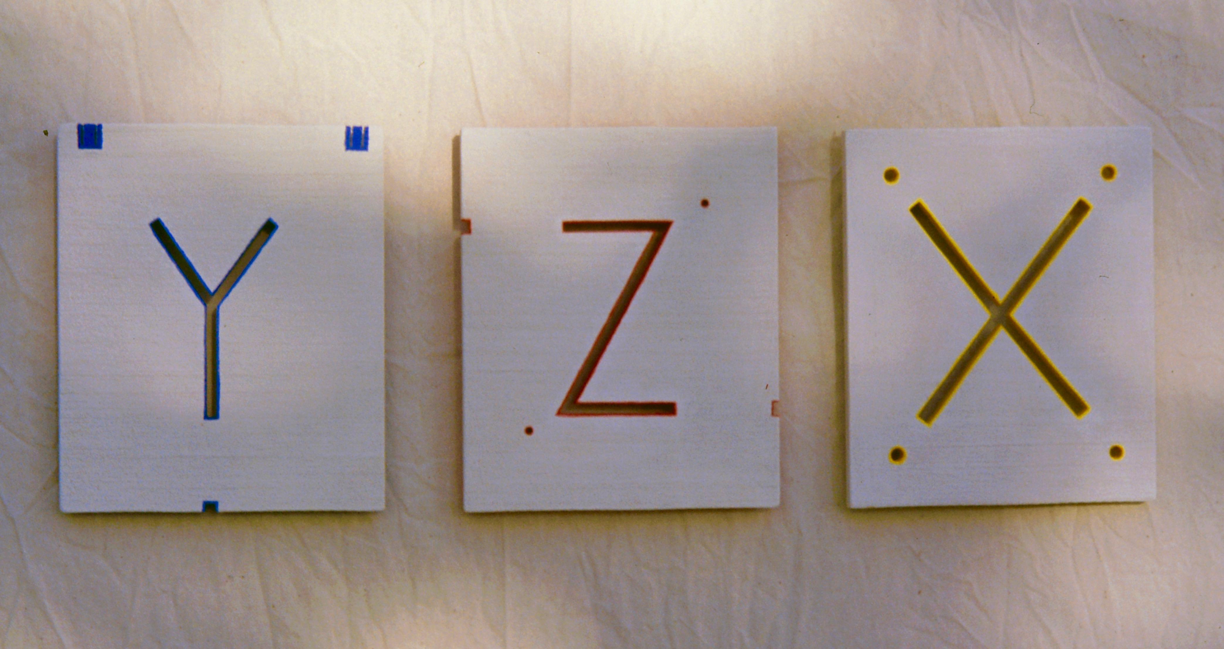 """1998 """"X/Y/Z"""""""